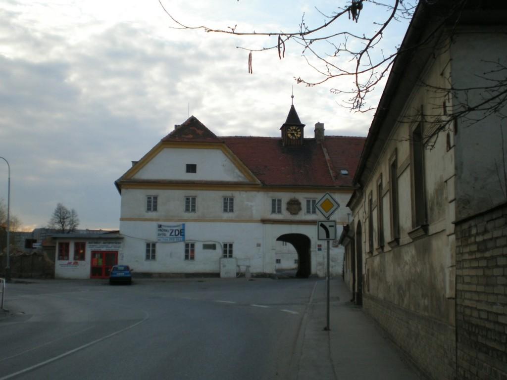 095 - Jinonice - zámek