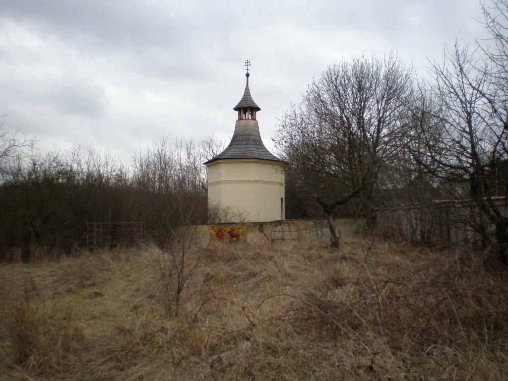 839 - Košíře - kaplička svProkopa
