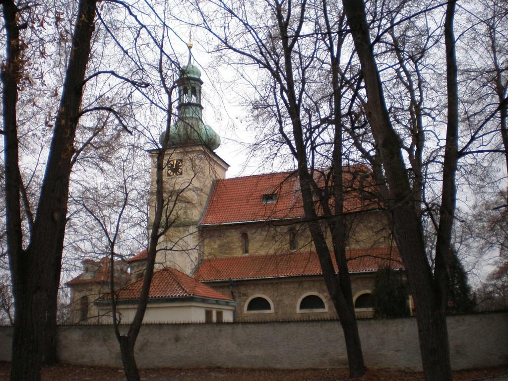 463 - Prosek - kostel svVáclava