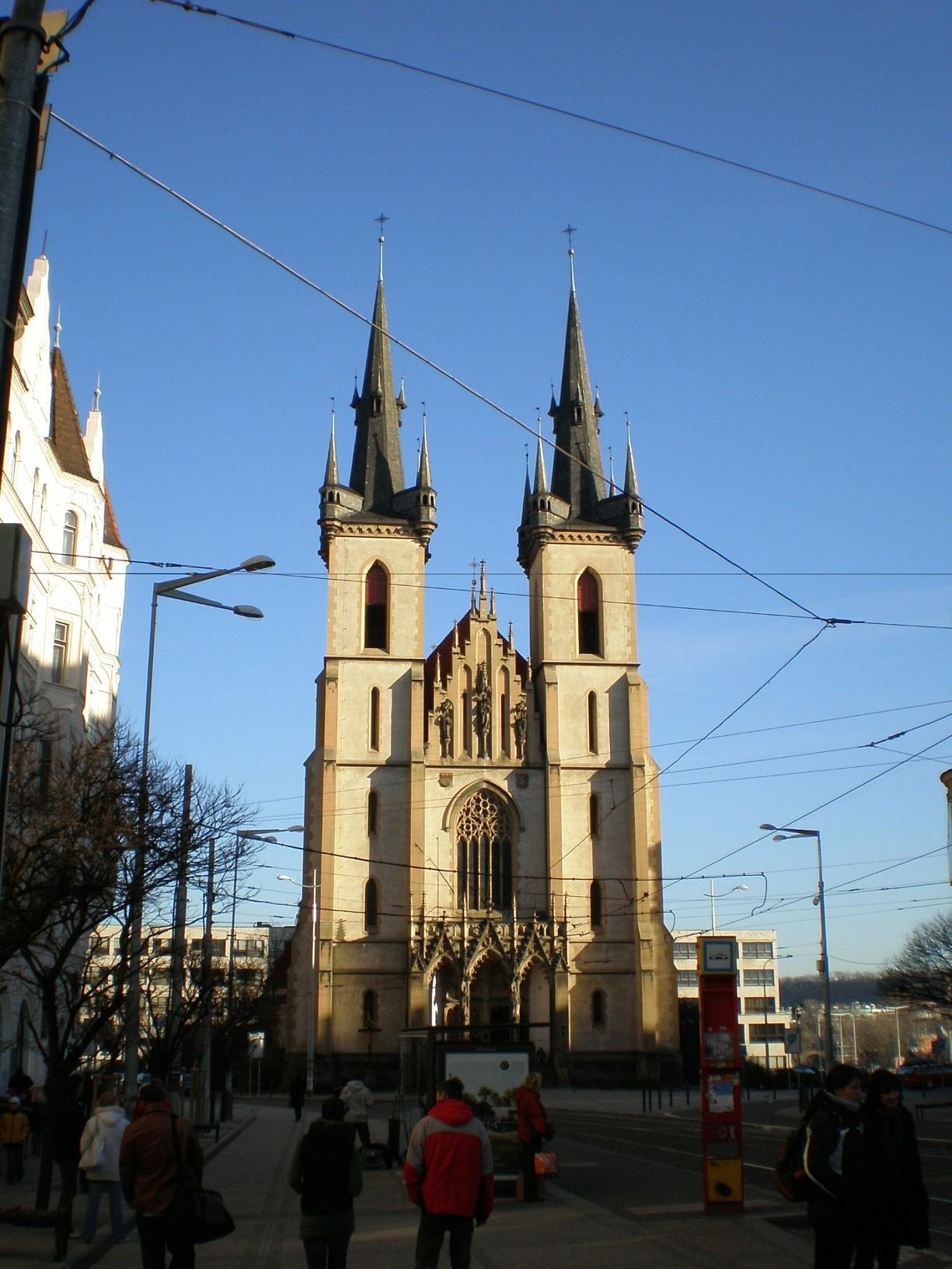 502 - Holešovice - kostel svAntonína