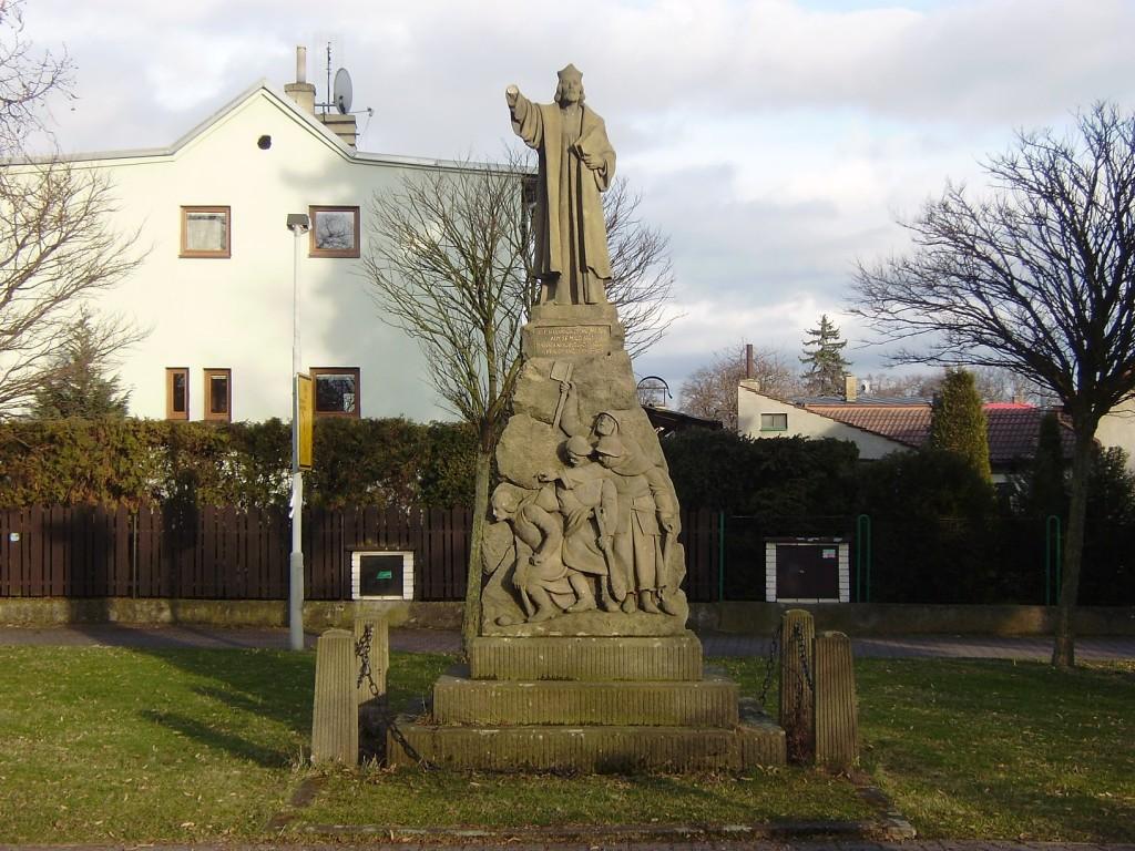 d18 - Běchovice - Mistr Jan Hus a Husité