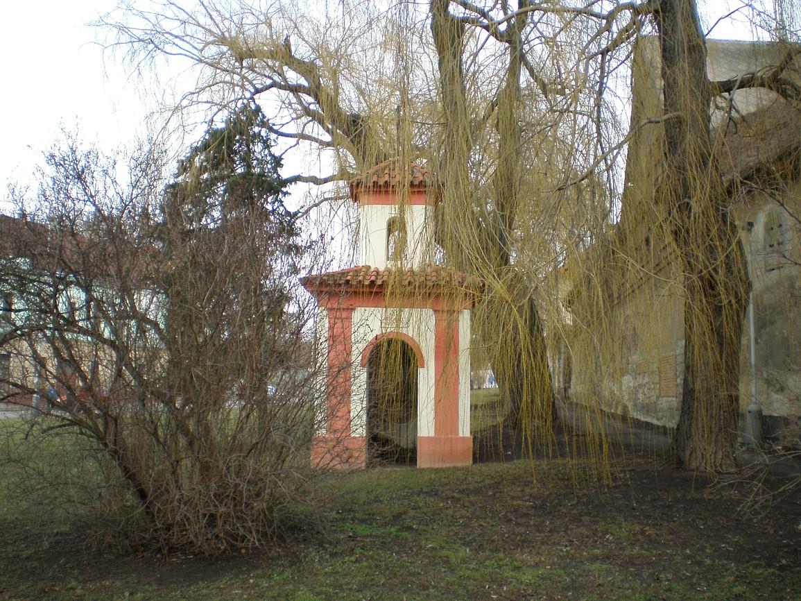 Kaplička v Ruzyni