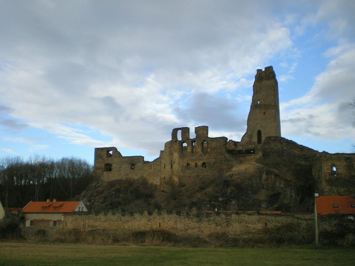 Okoř - hrad