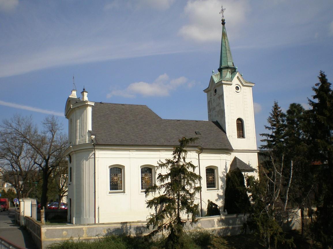 Radotín - kostel svPetra a Pavla