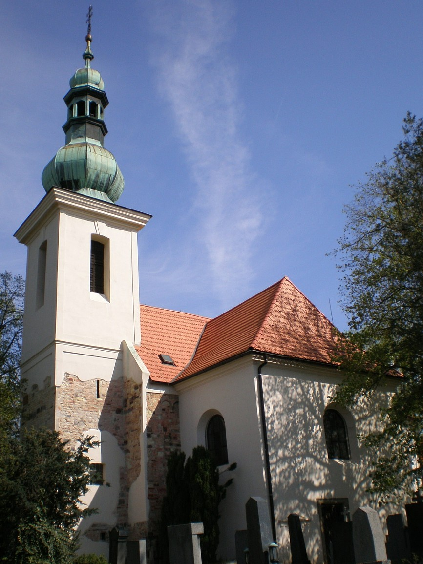 Zbraslav - kostel svHavla