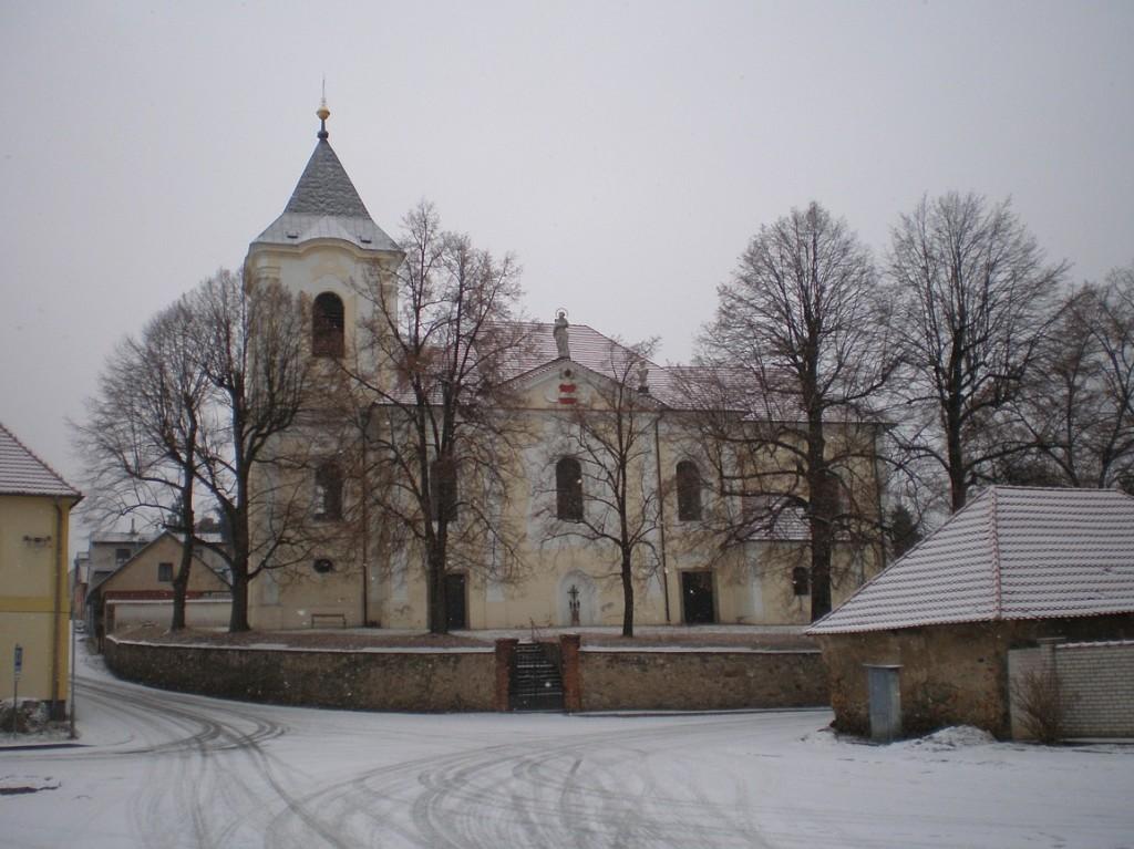 084 - Netvořice - kostel Nanebevzetí Panny Marie