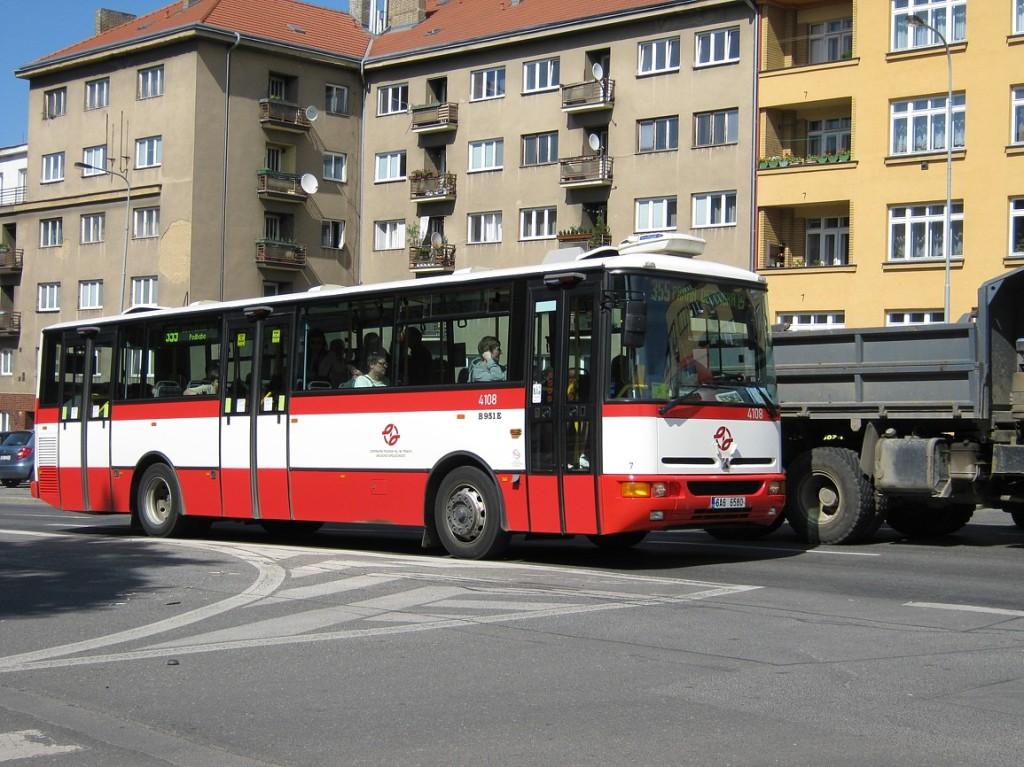 linka 355 Karosa B 951