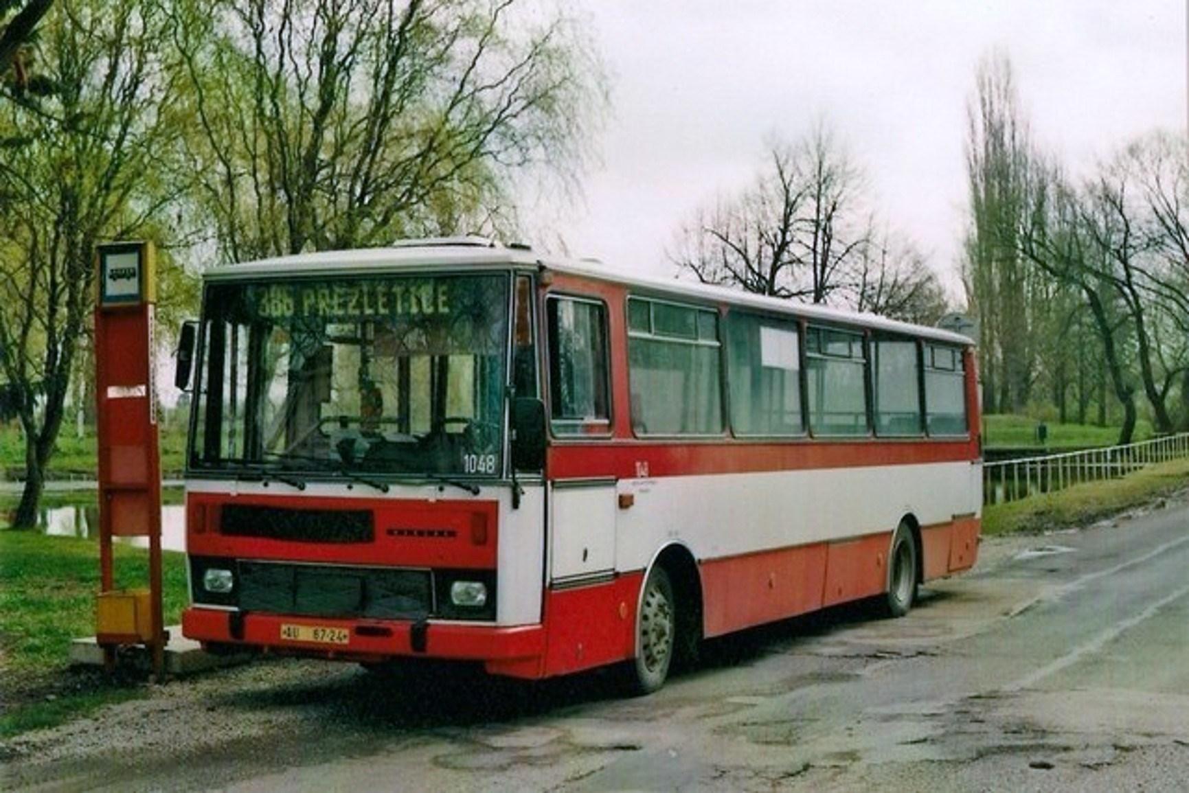 Linka 386 Autobusy.org