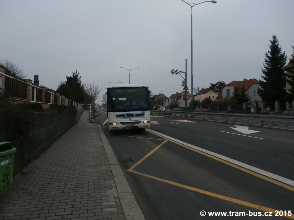 3278 - linka 374 Průnéřovská ČSAD SČ Karosa C 954 1567