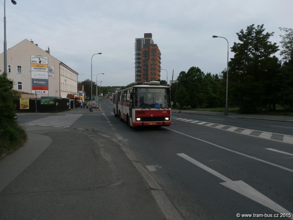 3837-linka-177-Vysočanská-DPP-Karosa-B-741-6150.JPG