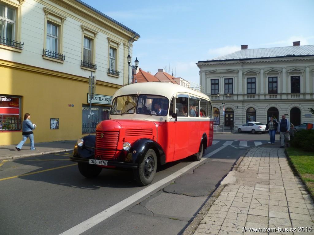 066 - 5. RDP Český Brod OAD Kolín Praha RND 3A6 9276