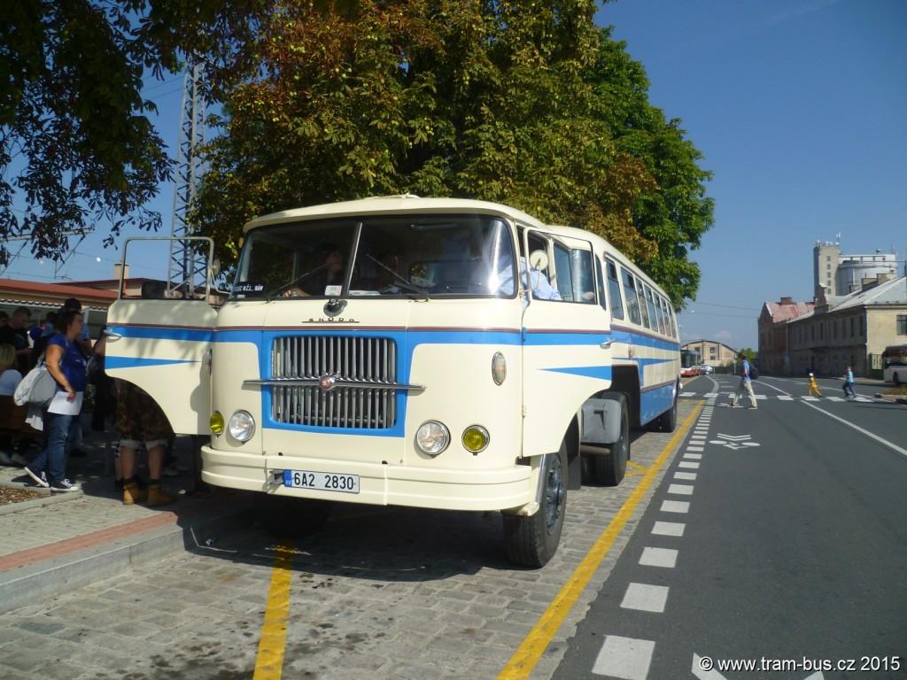 085 - 5.RDP Český Brod,,žel.st. OAD Kolín Škoda 706 RT-TN 6A2 2830