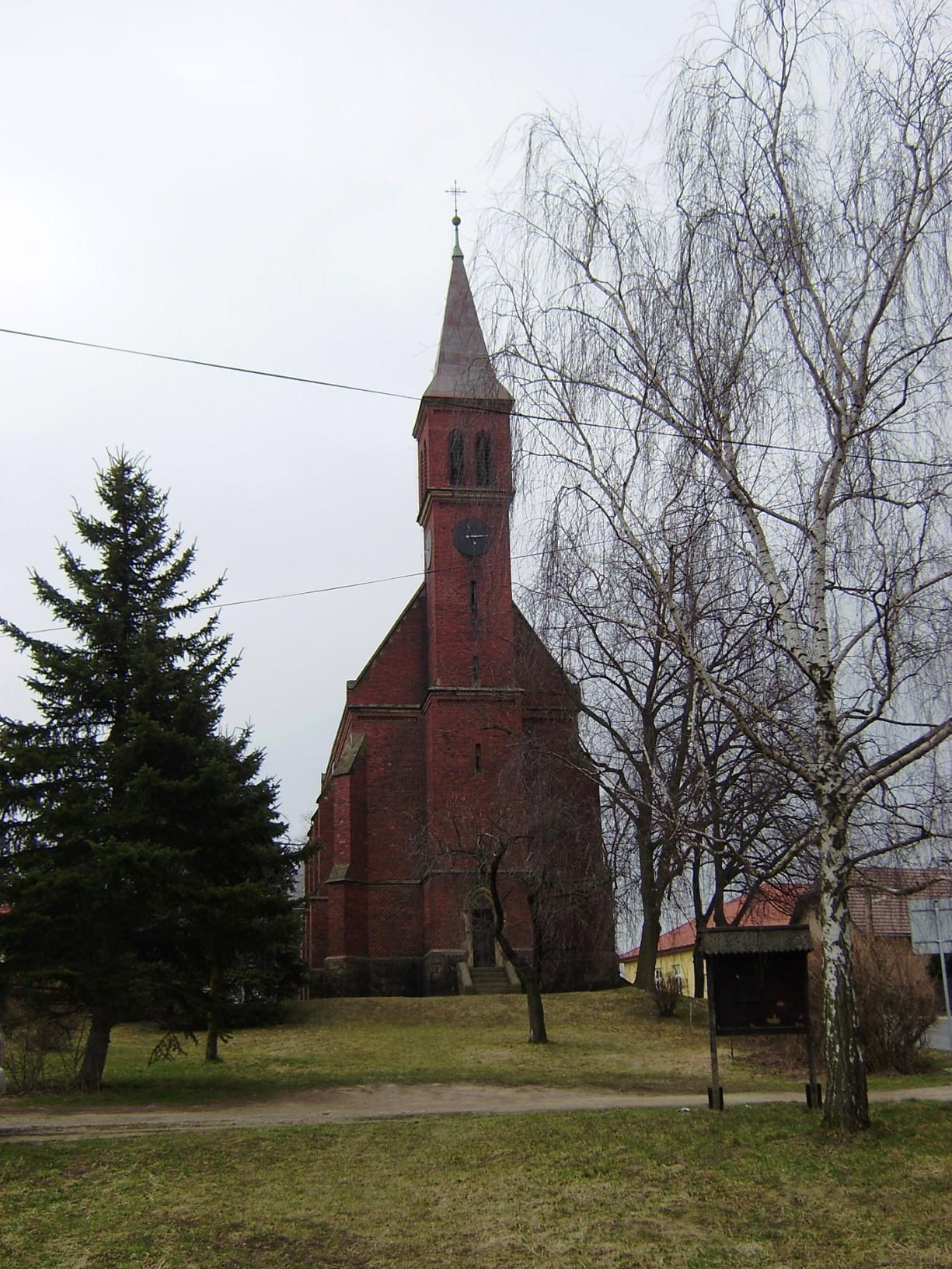 466 - Zvole - kostel svMarkéty
