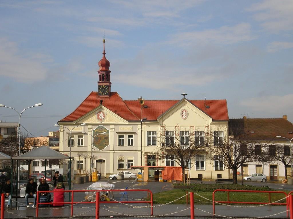 001 - Brandýs nad Labem - radnice