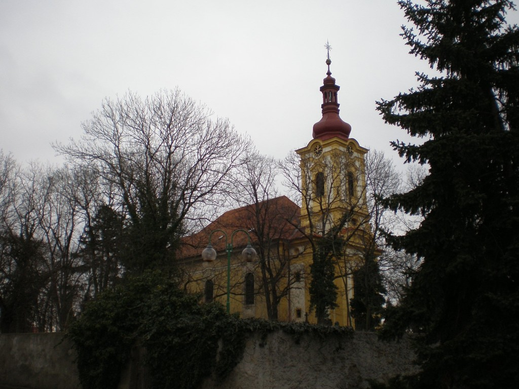 106 - Líbeznice - kostel svMartina