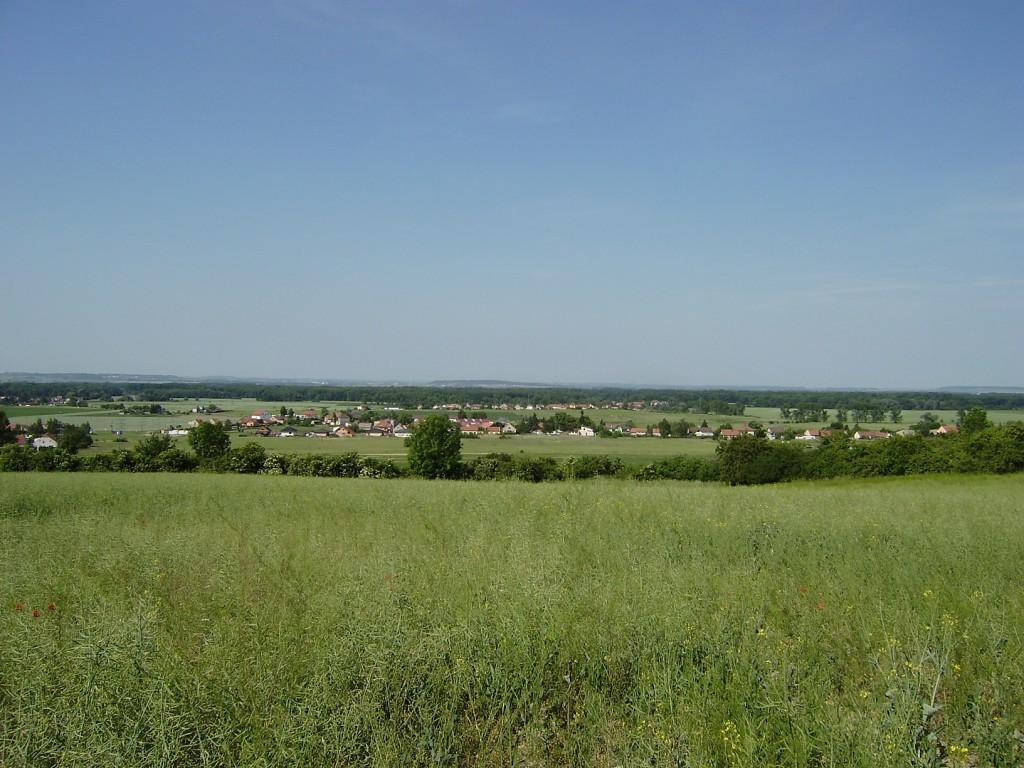 125 - pohled z Turbovického hřbetu na Kly