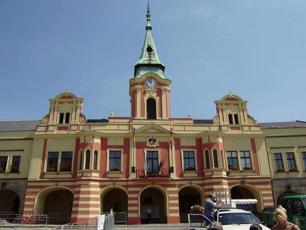 147 - Mělník - radnice