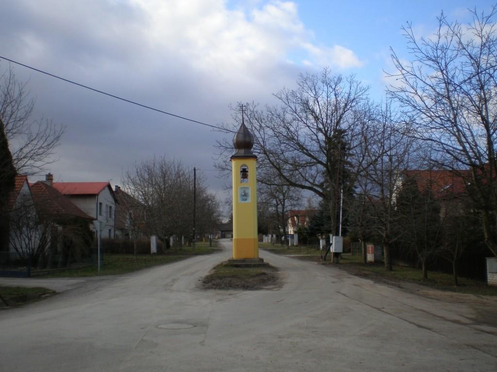 163 - Nový Brázdim - zvonička