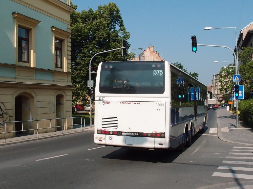 134 - linka 375 v Brandýse nad Labem