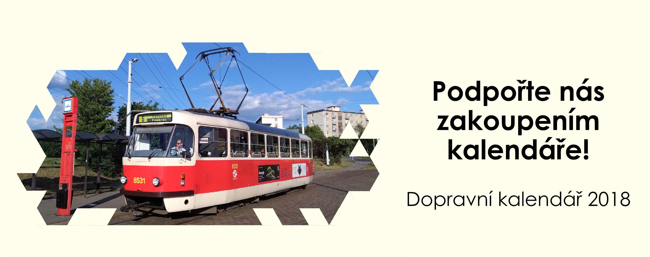 Dopravní kalendář 2018