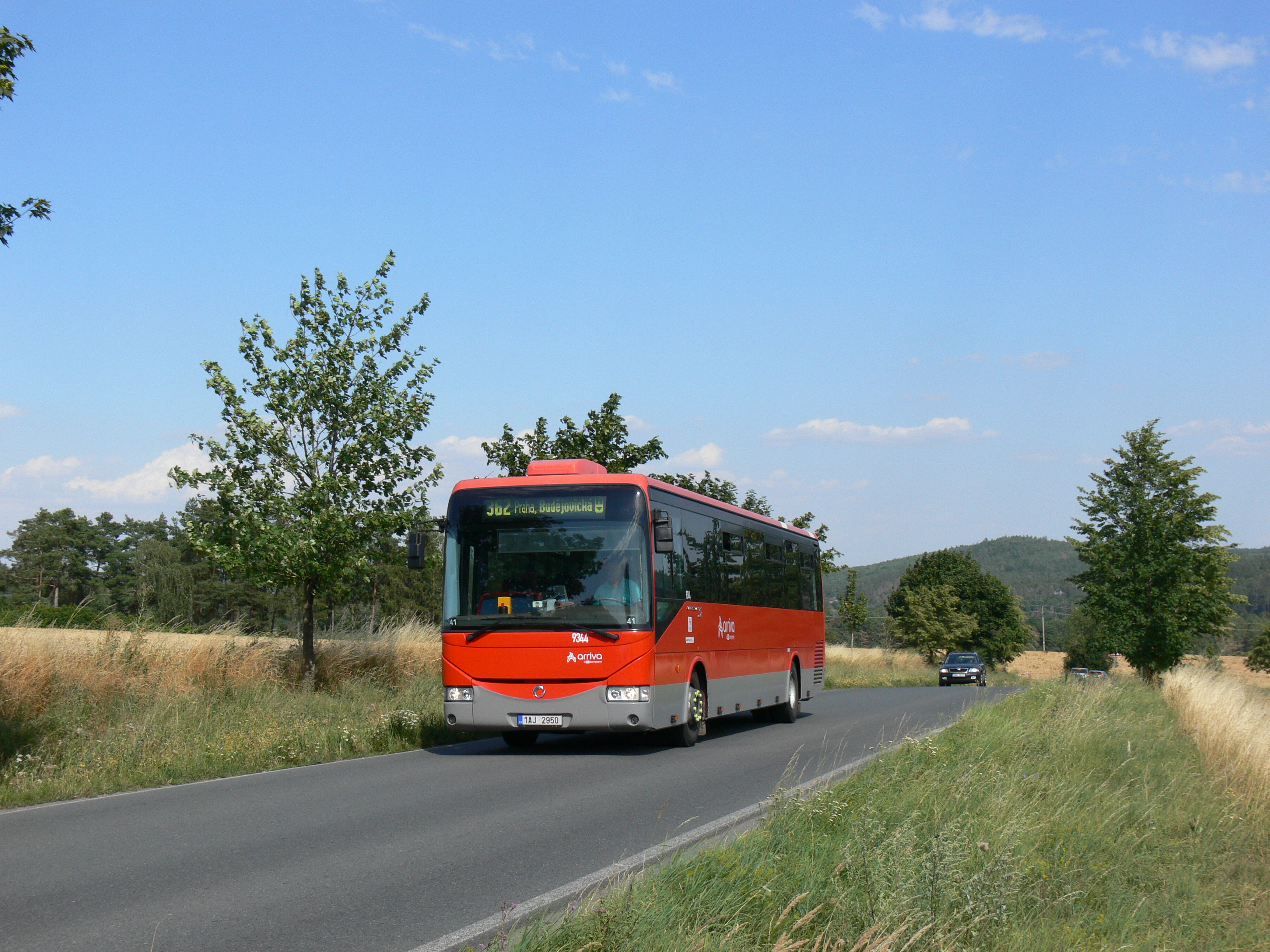 Dopravci na městských a příměstských linkách v České republice