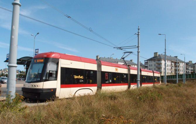 V přestupním uzlu Łostowice Świętokrzyska začíná mimo jiné linka 6 směr hlavní nádraží, Wrzeszcz, Oliwa a Jelitkowo